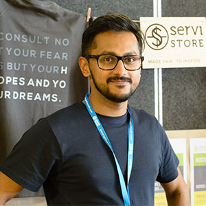 Saints, Fashion and Fair Trade: Servi Store