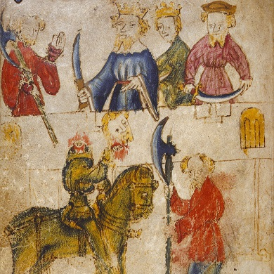 Sir Gawain and the Green Knight, Part 1 with Dr. Glenn Arbery