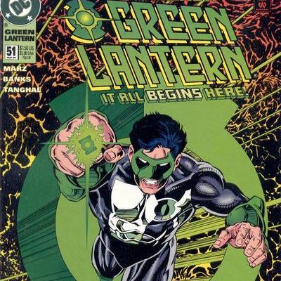 Cosmic Treadmill ep. 39 - Green Lantern #51 (1994)