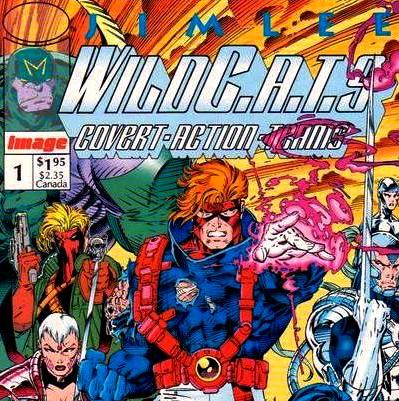 Cosmic Treadmill ep. 28 - WildC.A.T.S. #1