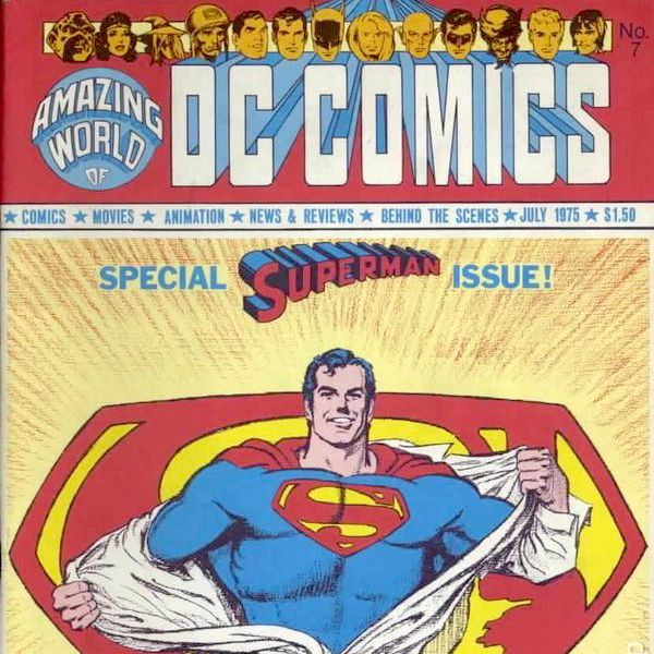 Reggie's Comics Stories ep. 1 - Mort Weisinger: The Man Who Wouldn't Be Superman (1975)