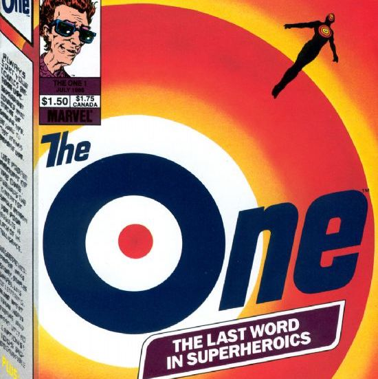Cosmic Treadmill ep. 74 - The One #1 (1985)
