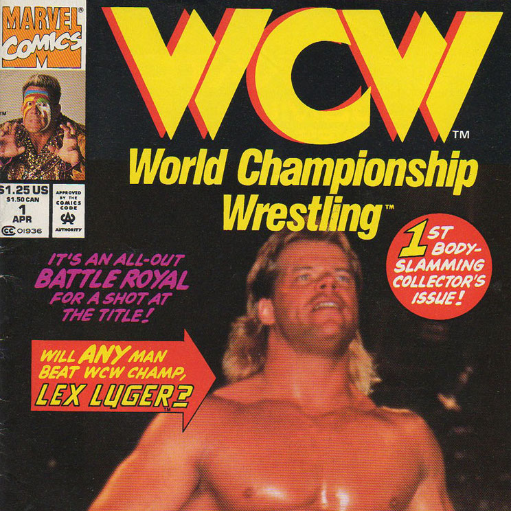 Cosmic Treadmill ep. 79 - WCW: World Championship Wrestling #1 (1992)