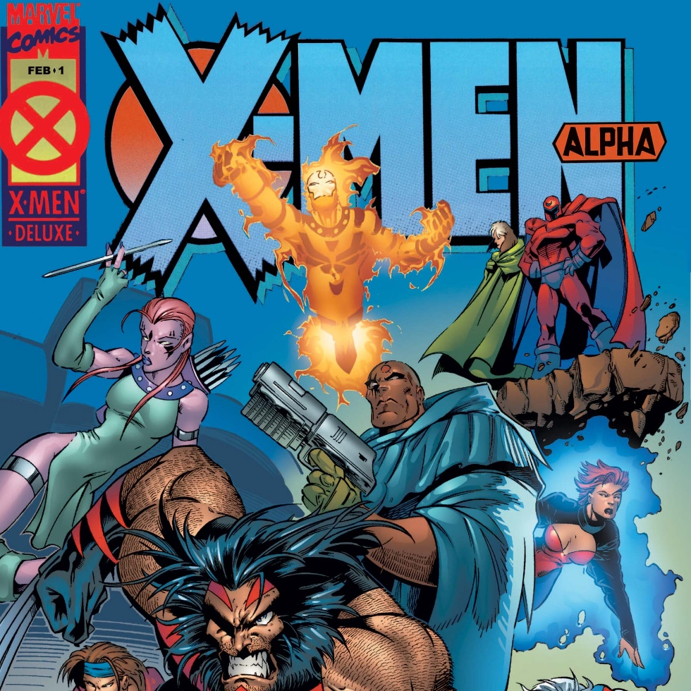 Cosmic Treadmill ep. 100 - Marvel Comics' Age of Apocalypse Part One: X-Men Alpha #1 (1995)