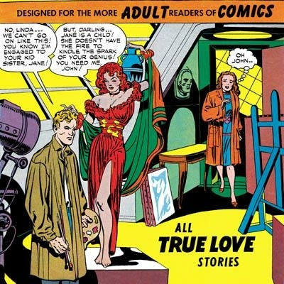 Cosmic Treadmill ep. 97 - Young Romance #1 (1947)