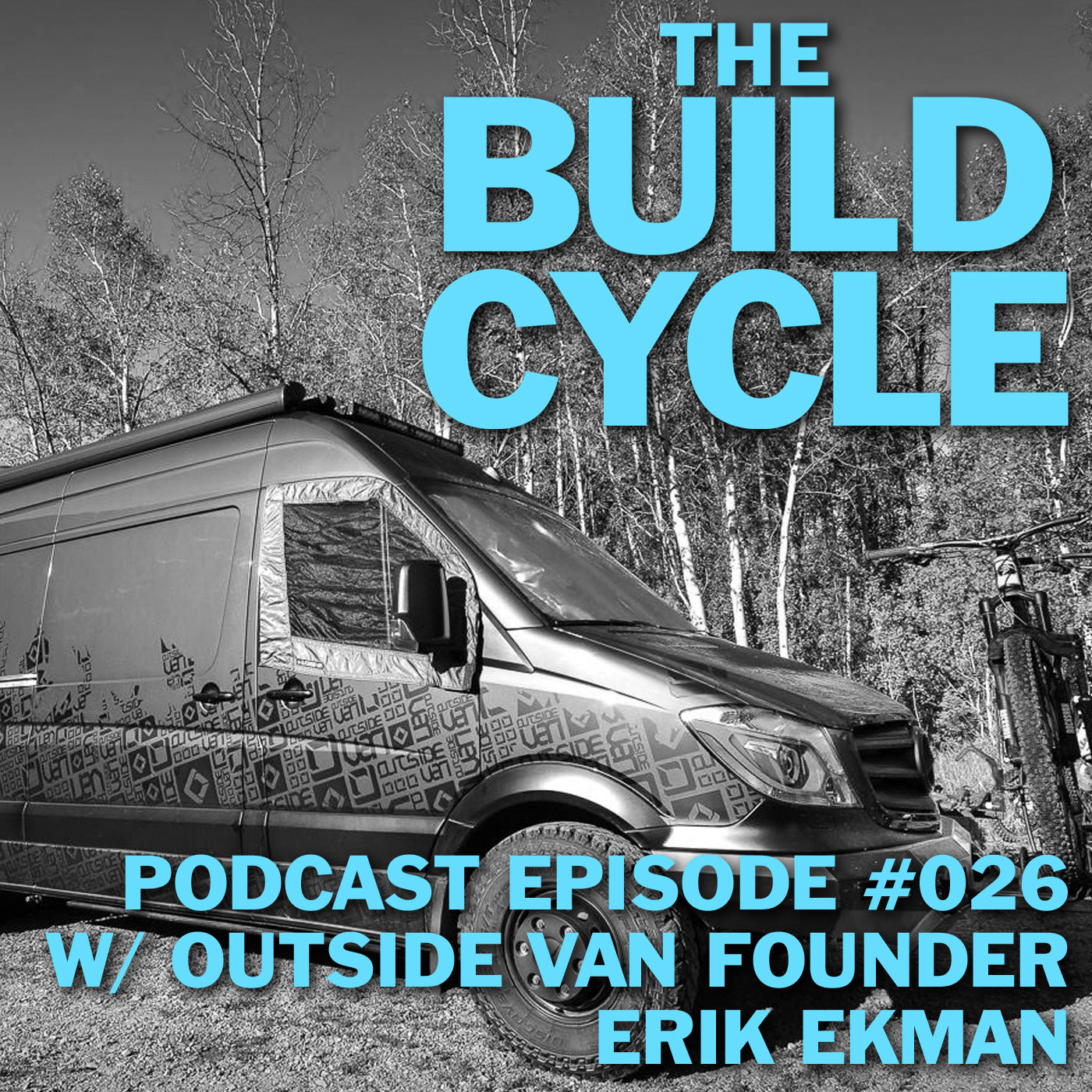 Ep #026 - Move Fast & Do Amazing Things w/ Outside Van Founder Erik Ekman