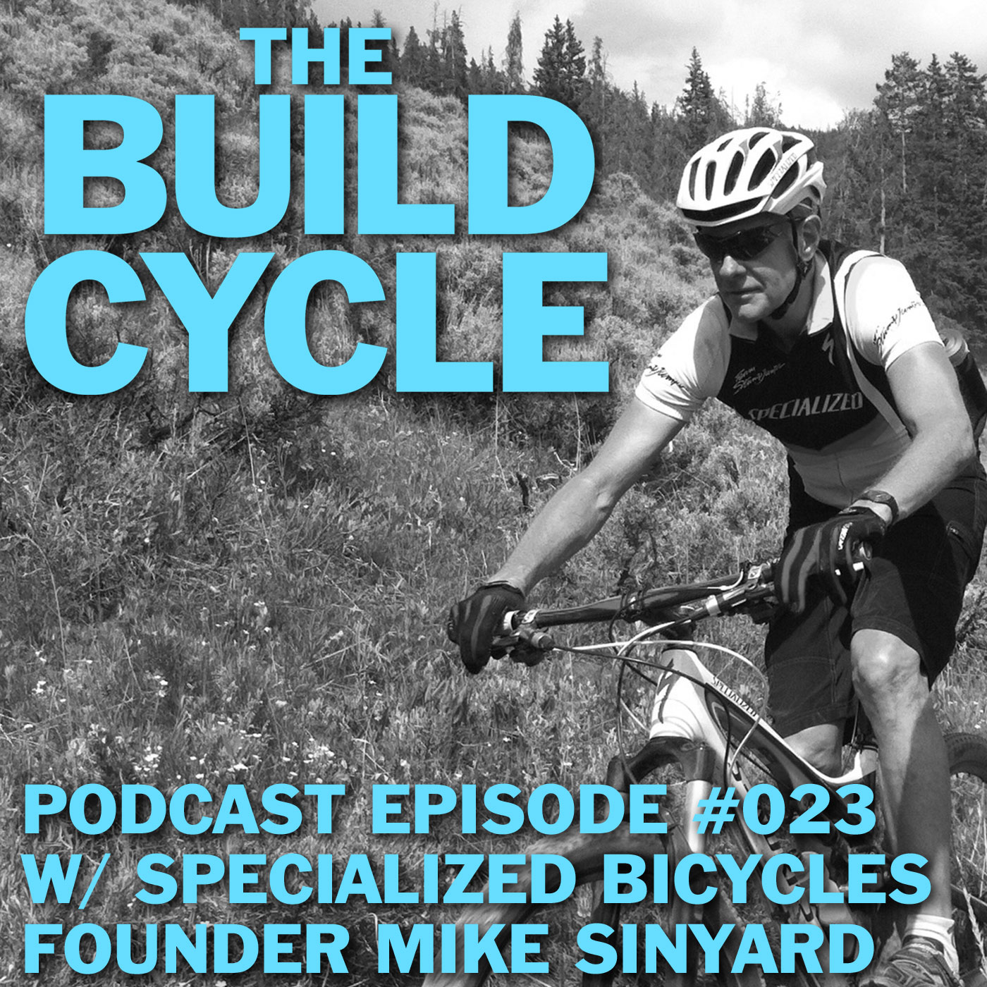 Ep #023 - How to Build a Global Brand w/ Specialized Bicycles founder Mike Sinyard