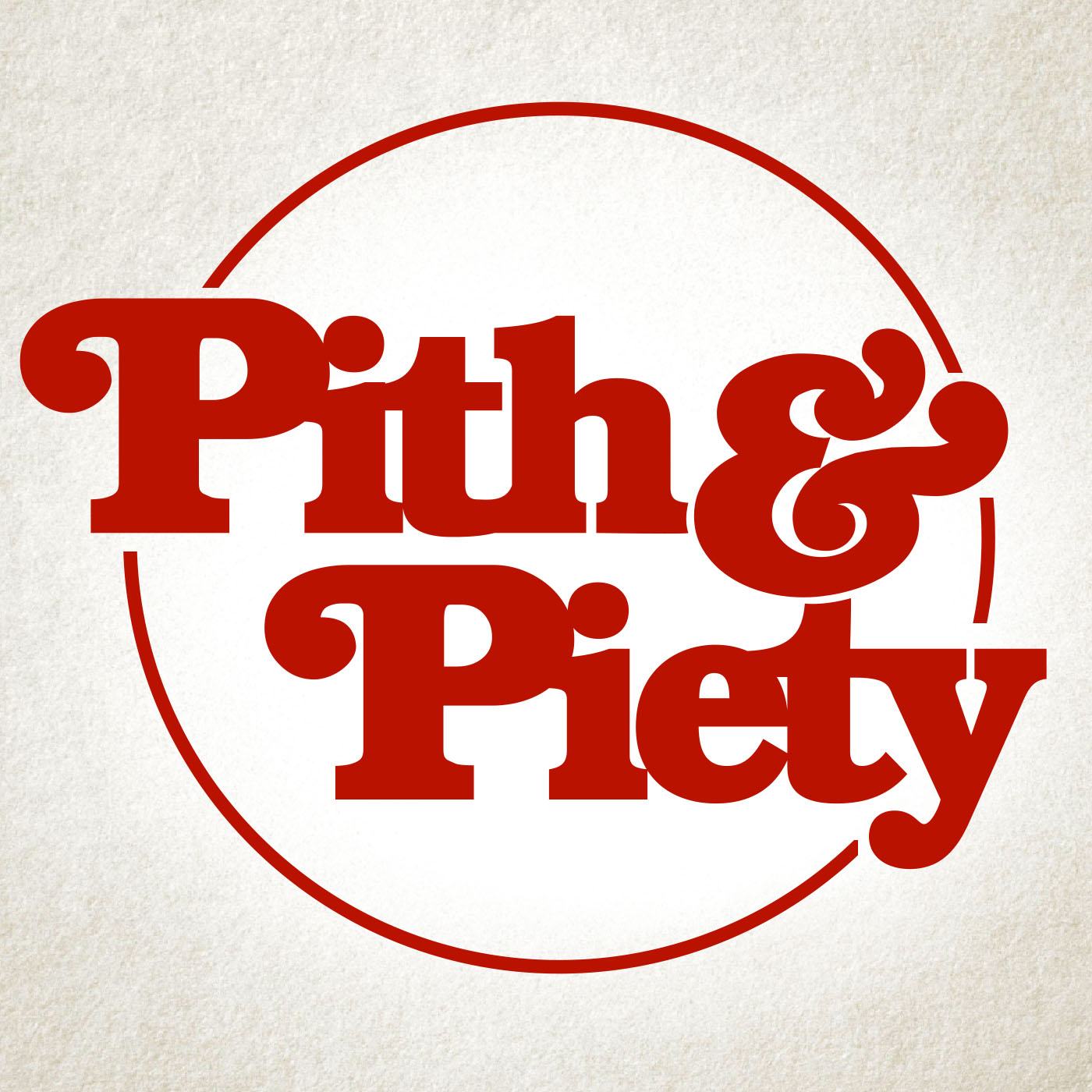 Pith & Piety Episode 10 - The Widowed and Orphaned