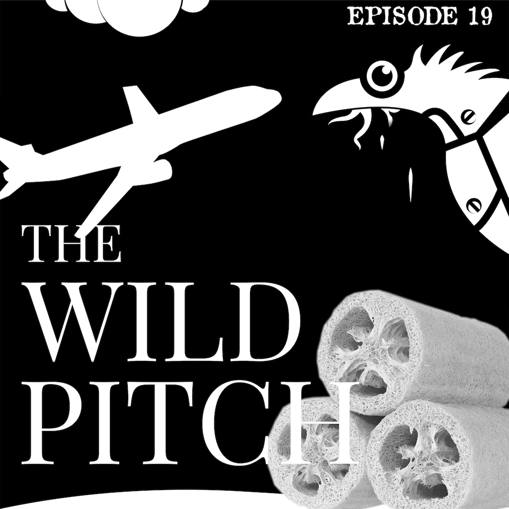 Episode 19: Airport, Porn Stars, and a Loofah