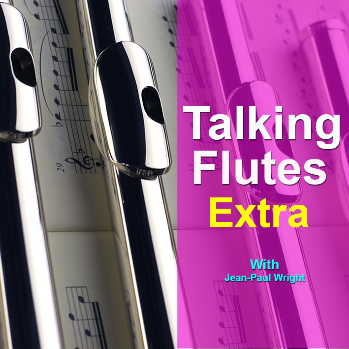 Confidence for flute players - Talking Flutes Extra