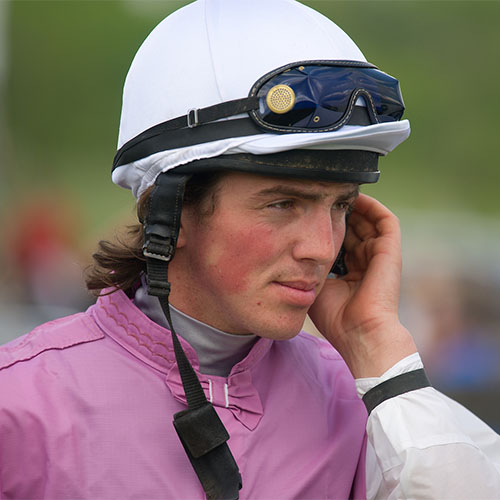 Jockey Hadden Frost talks about his life in racing