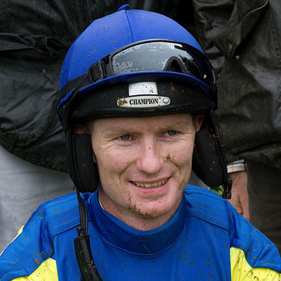Jockey Sean McDermott talks Scorpiancer and more