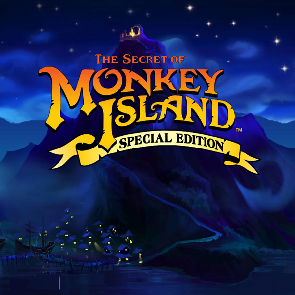 Episode 45 - The Secret of Monkey Island