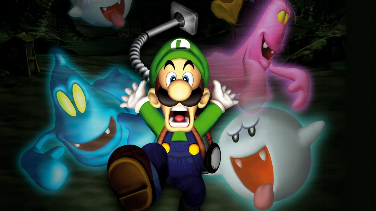 Episode 75 - Luigi's Mansion