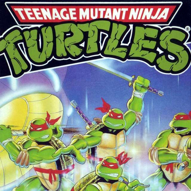 Episode 24 - Teenage Mutant Ninja Turtles