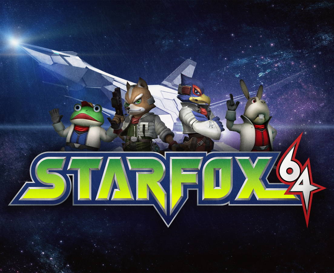 Episode 10 - StarFox 64