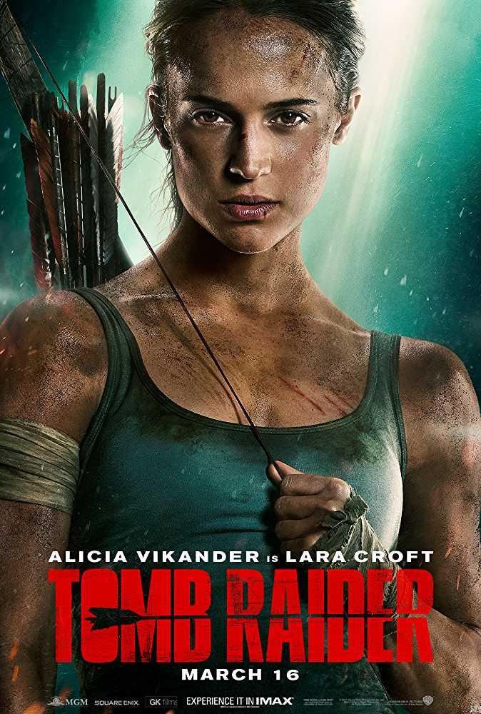 Watch Afdah Tomb Raider 2018 Movie