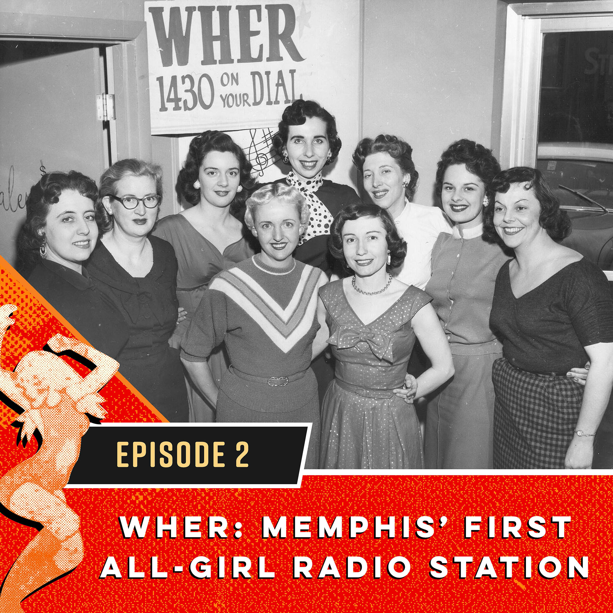 WHER: Memphis' First All-Girl Radio Station