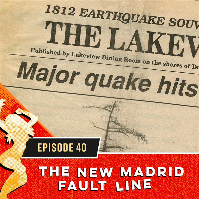 The New Madrid Fault Line