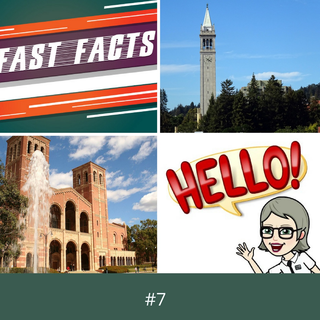 Fast Facts for Parents of College-Bound Students #7