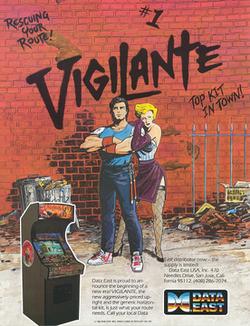 Arcade Perfect Podcast Ep 09- Vigilante