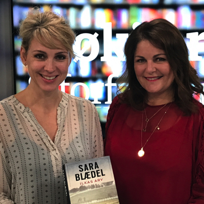 #11: Sara Blædel: Krimier hjalp mig gennem min ordblindhed