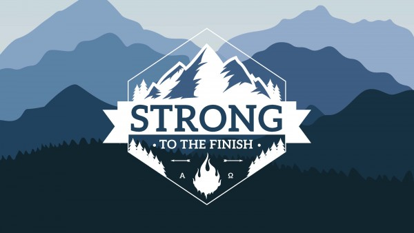 Strong to the Finish: Where's Jesus?