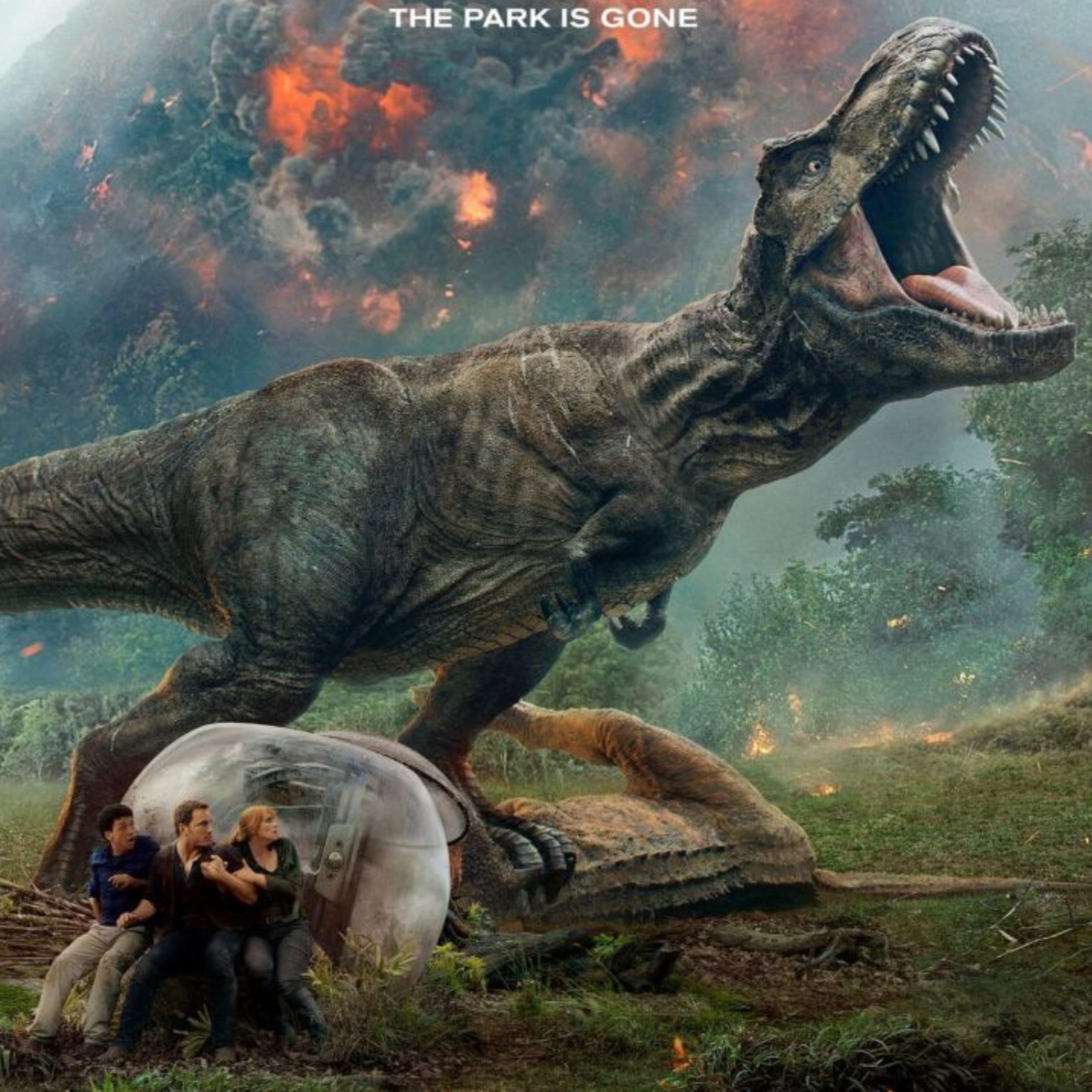 Let's Talk Jurassic World: Fallen Kingdom With Producers Frank Marshall and Pat Crowley