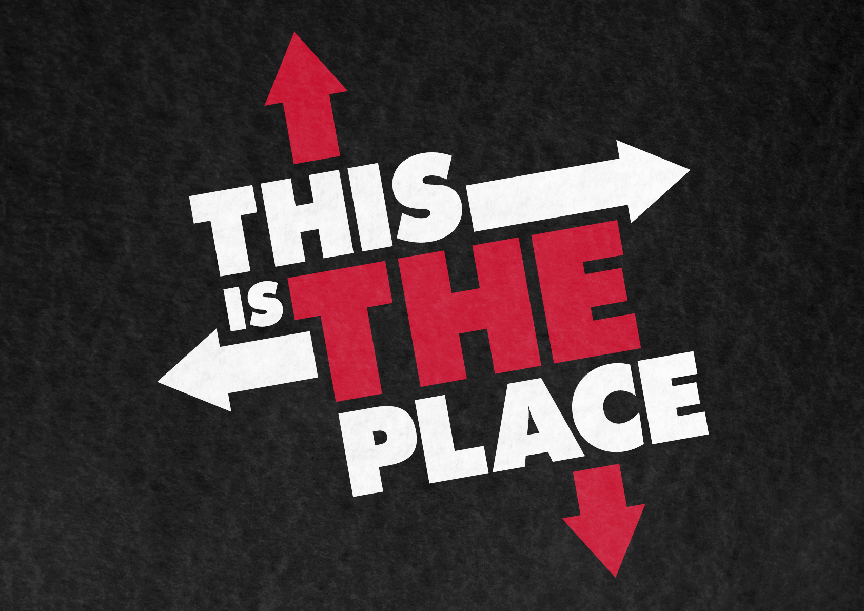 This is the Place - (The Story of a Poem)