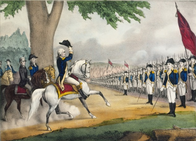 Episode 067: Washington Takes Command
