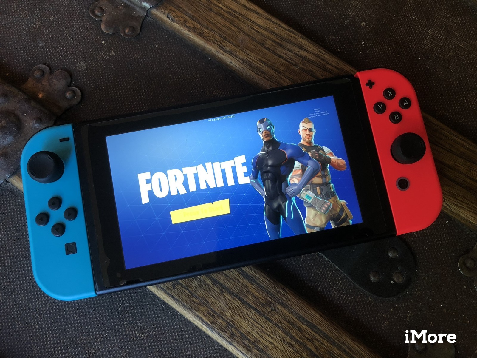 One more thing #70  Fortnite en Nintendo Switch - iPhone X dos semanas Sumergido