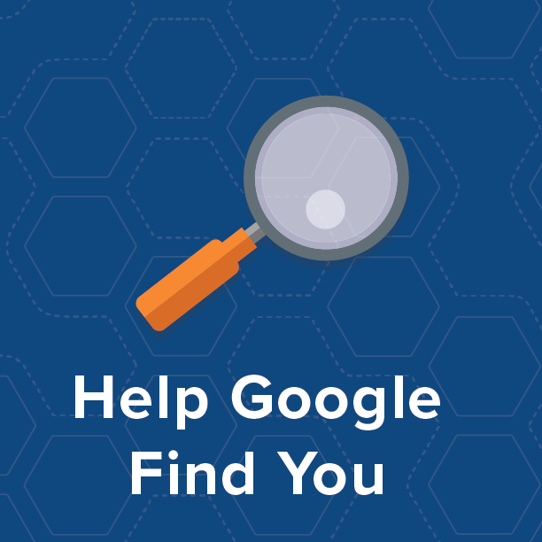 Help Google Find You