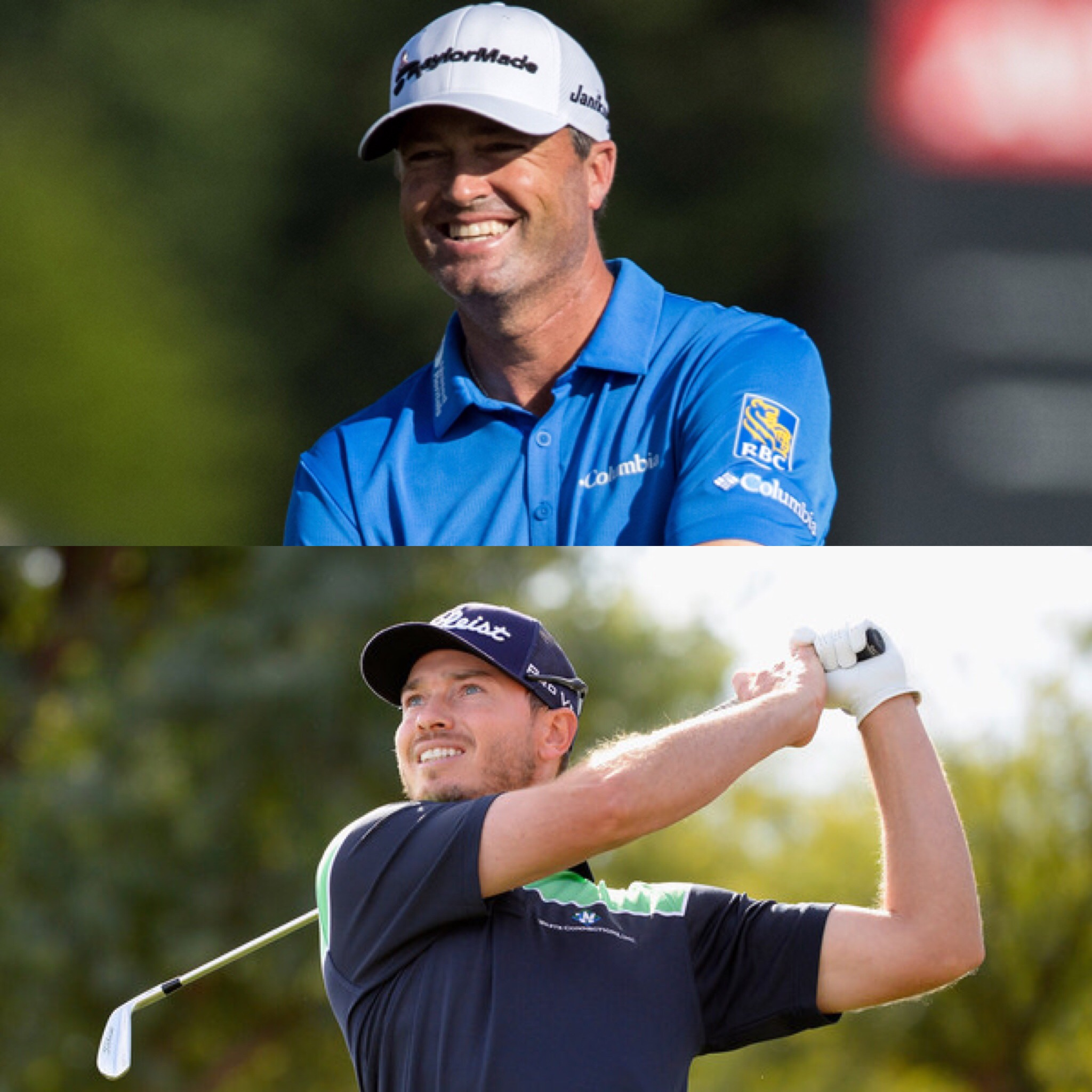 FedExCup Playoffs - Dell Technologies Championship with PGA TOUR Players Ryan Palmer & Bronson Burgoon