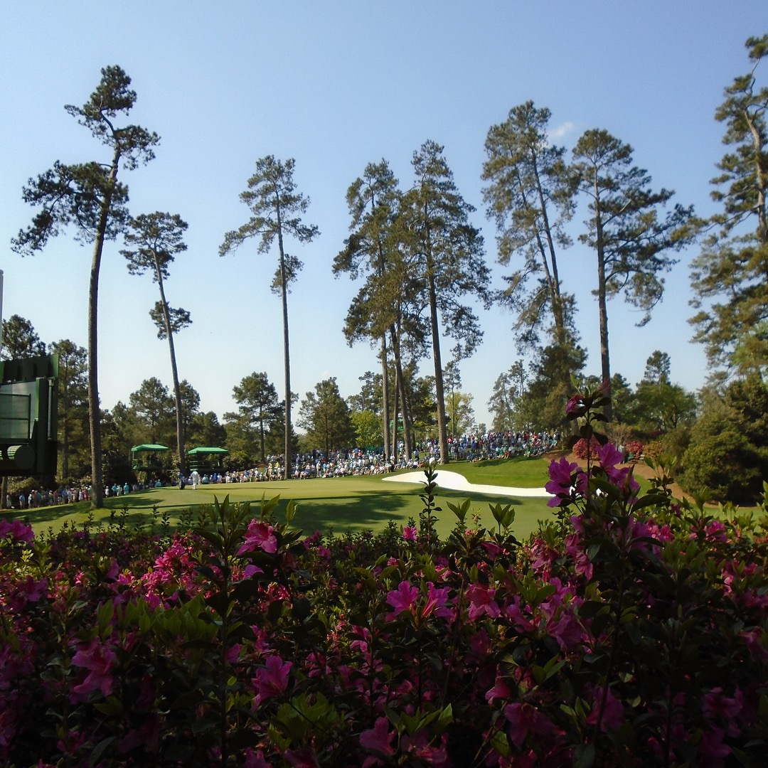 The Masters Wrap