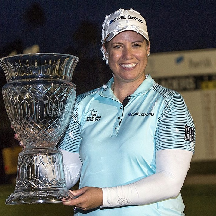LPGA Tour Player Brittany Lincicome