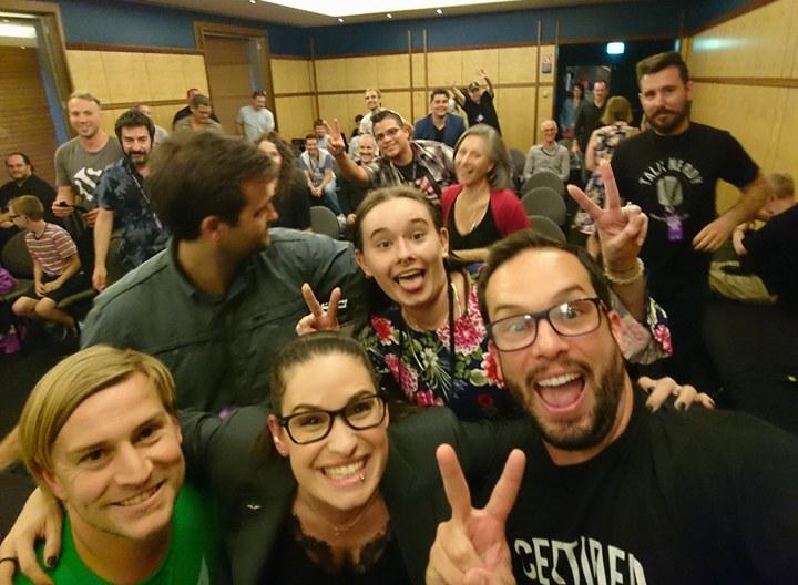 Season 7 Episode 4: Skepticon 2017 LIVE with Cara Santa Maria