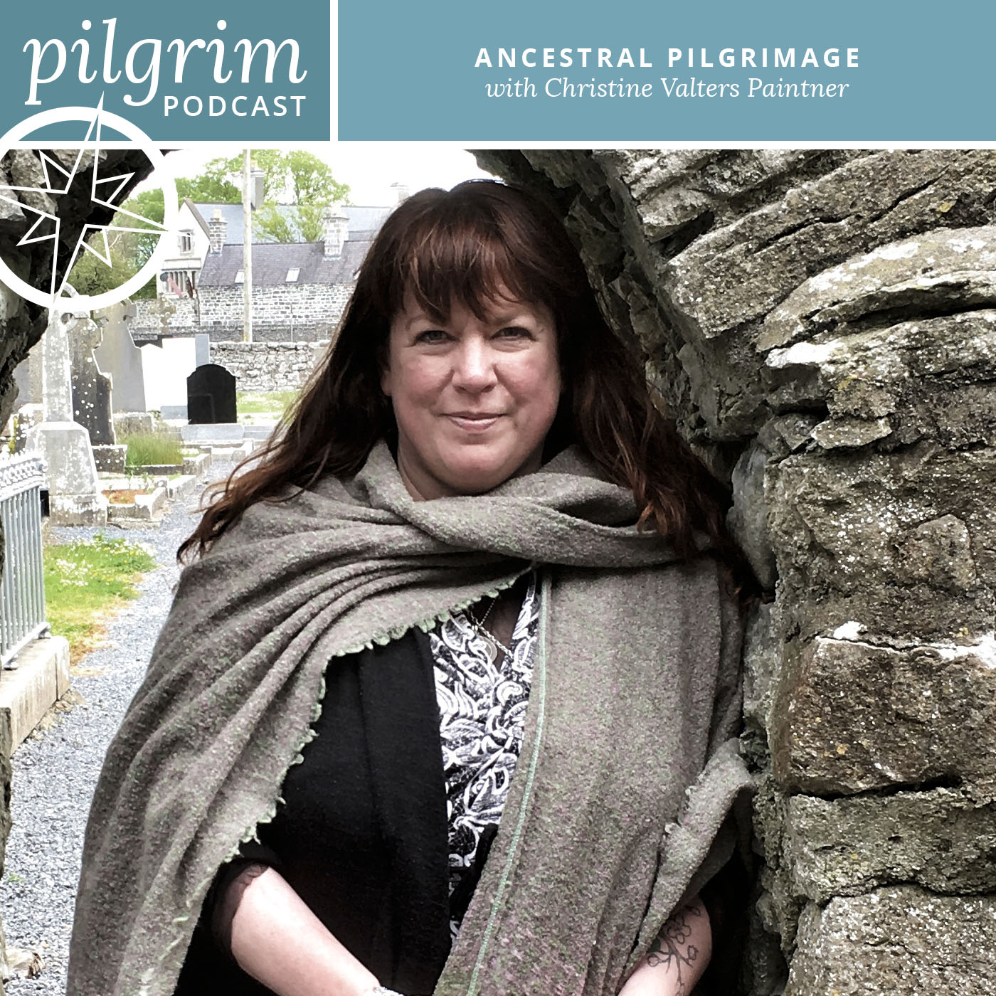 S1:E4 | Ancestral Pilgrimage with Christine Valters Paintner