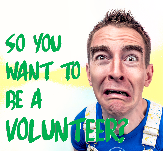 Episode 7 - So You Want To Be a YM Volunteer