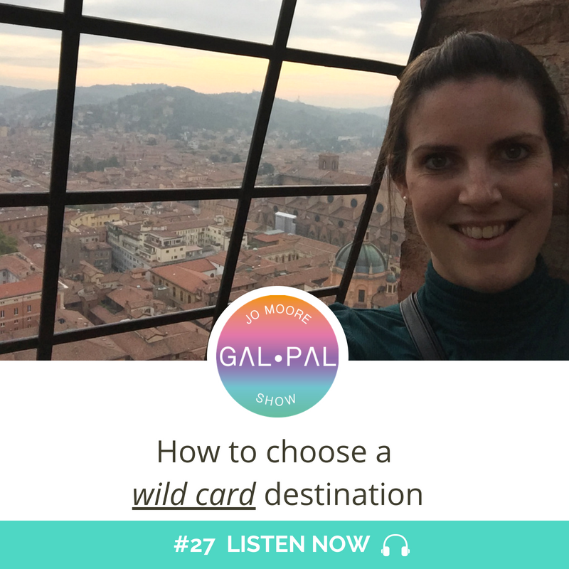 27: How to choose a wild card destination