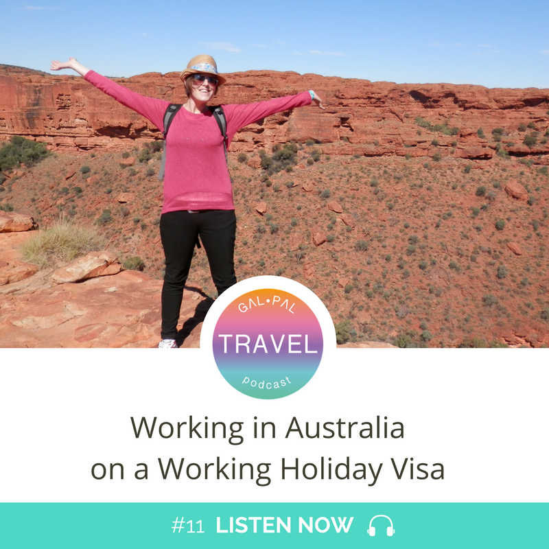 11: Working in Australia on a Working Holiday Visa