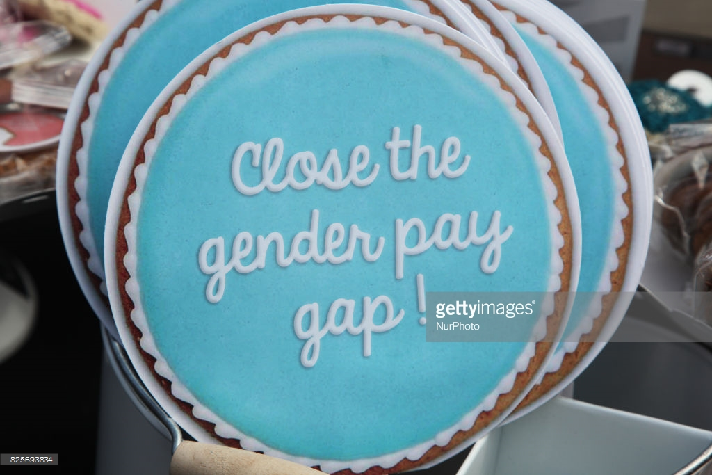 Prospect celebrates Equal Pay Day