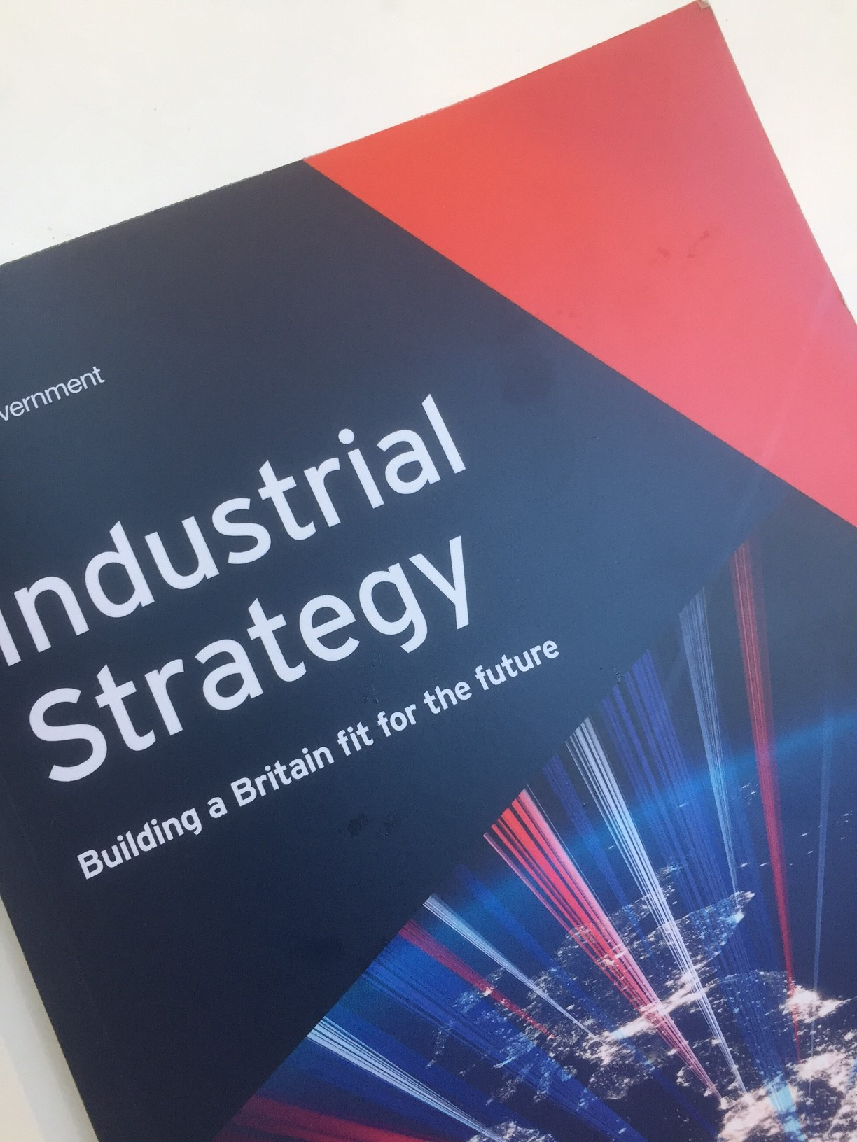 Industrial Strategy dissected, Kevin Maguire and