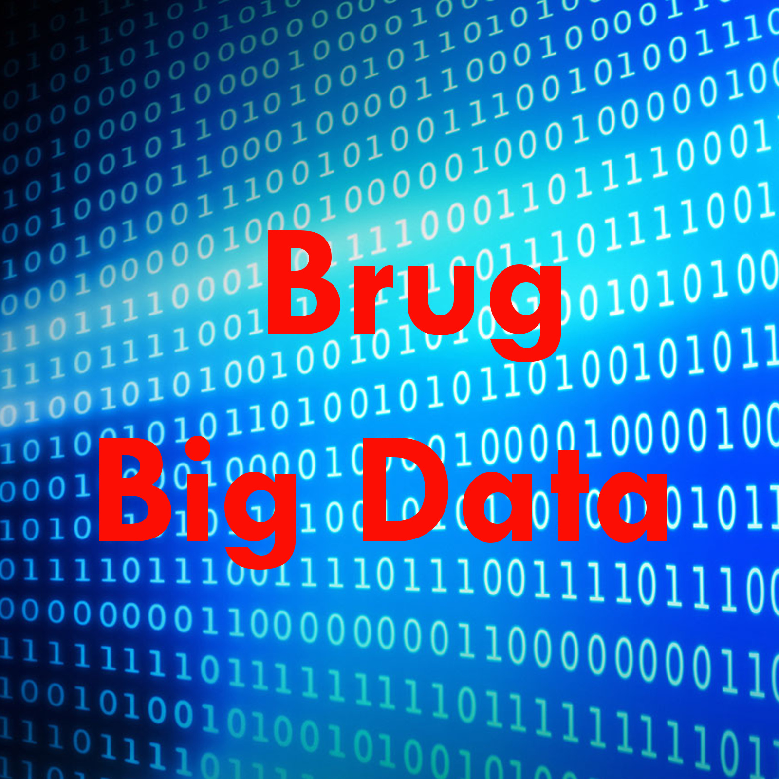 Brug Big Data Episode 2 - 16.28 min.