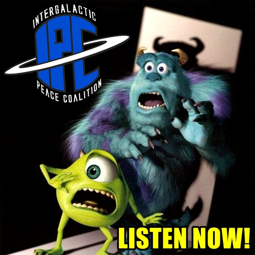 #202: Monsters, Inc. | The IPC Podcast LIVE
