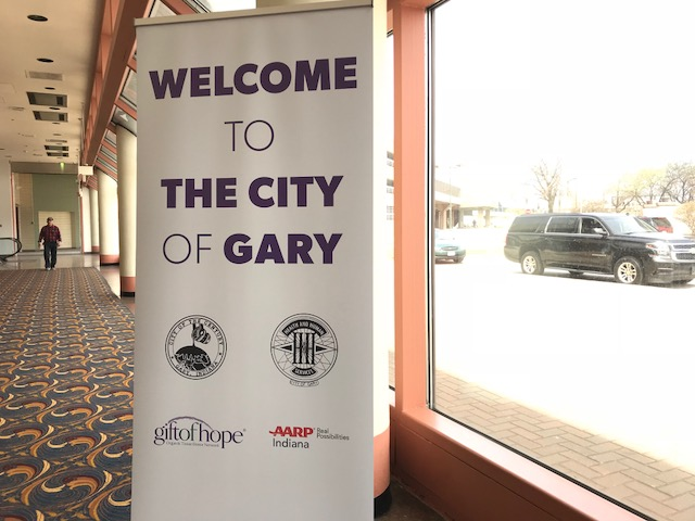 Aim Hometown Innovations Podcast - Insight into Gary's new Senior Health Summit and innovative uses of data with Mayor Karen Freeman-Wilson