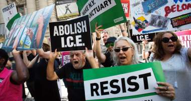 "The Communists Behind the ""Abolish ICE,"" ""Occupy ICE"" Agitation"