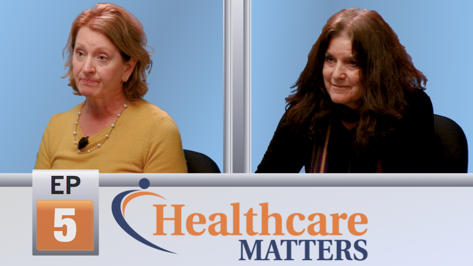 Healthcare Matters: Ep. 5 — Healthy Holiday Eating and the Winter Blues