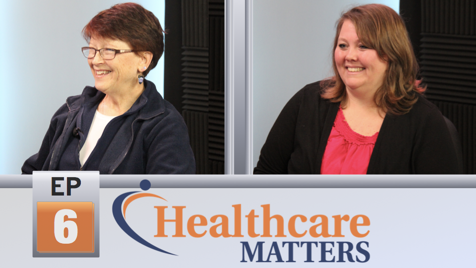 Healthcare Matters: Ep 6 - Fall Prevention & In-patient Rehabilitation