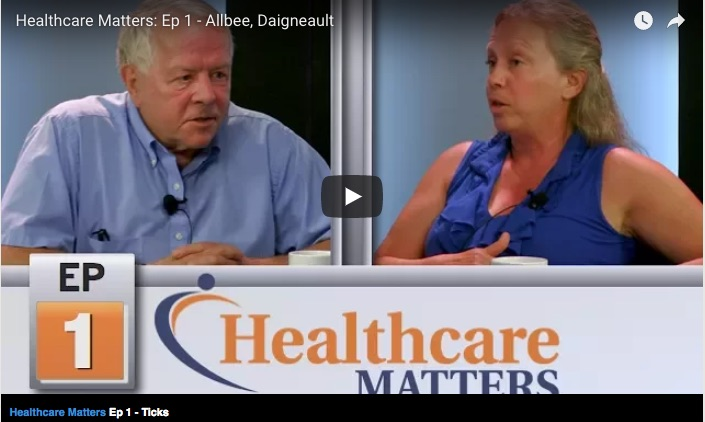 Grace Cottage Hospital's Healthcare Matters ep 1_ Welcome + Ticks