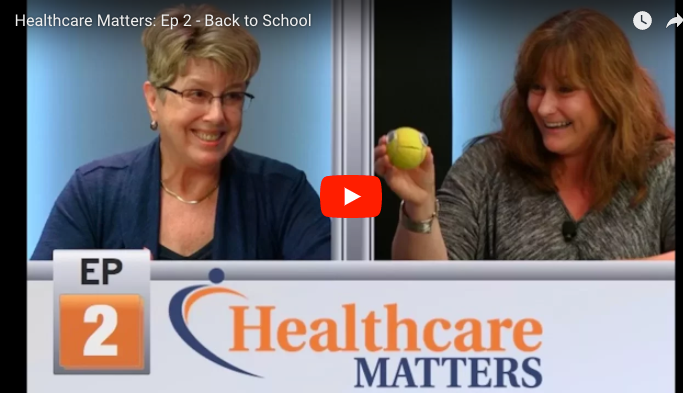 Grace Cottage Hospital's Healthcare Matters ep 2 _ Back to School
